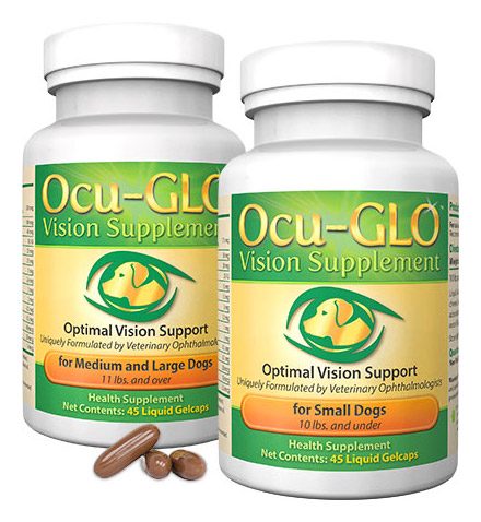 Ocu-GLO <sup>®</sup> Canine Vision Supplement